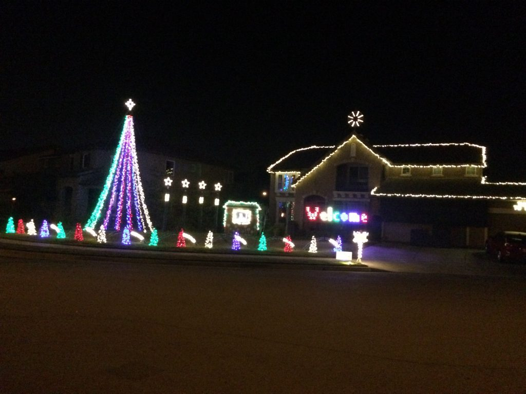 Elegant Clovis Festival Of Lights At Santa Claus Lane Is A New Attraction For The  Holiday Season   Clovis Roundup