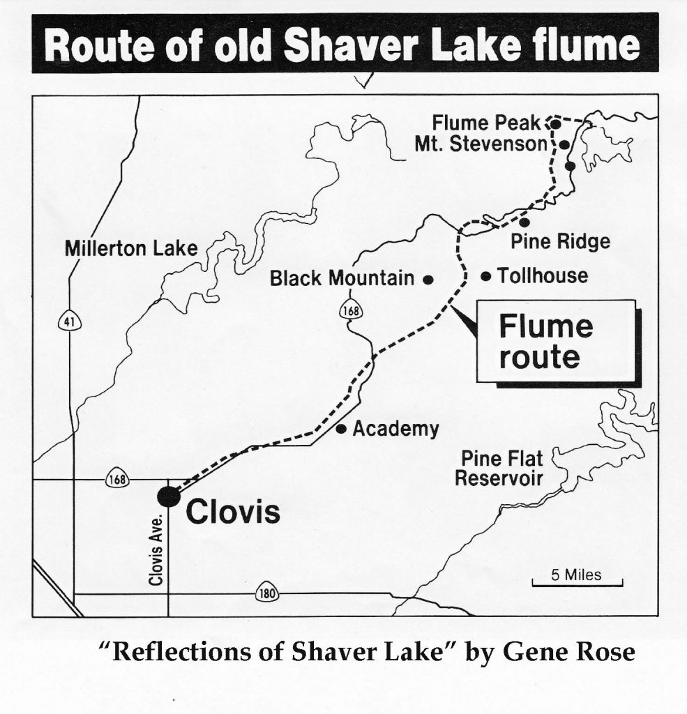 Let s talk clovis remembering our early days clovis roundup for Shaver lake fishing report