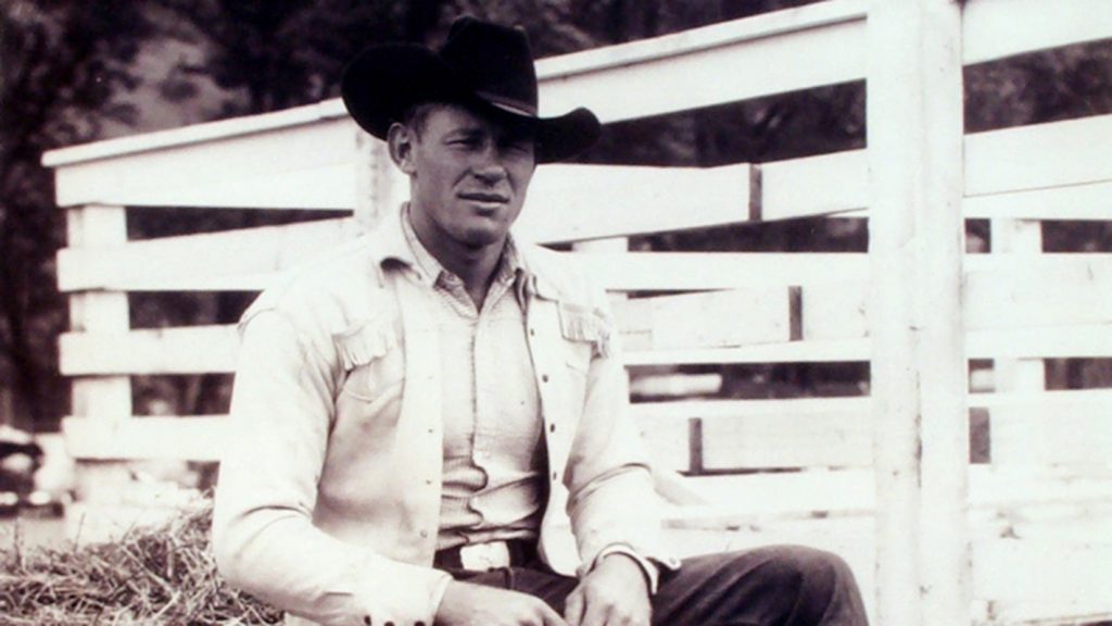 Wilbur Plaugher The Greatest Cowboy Living Today