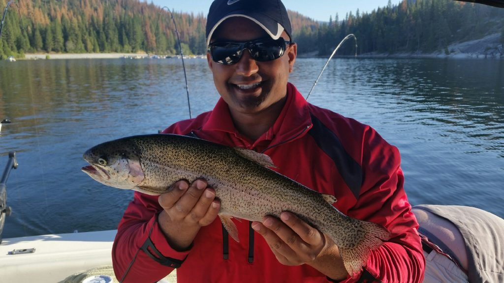 Shaver lake fishing report and catch of the day clovis for Shaver lake fishing report